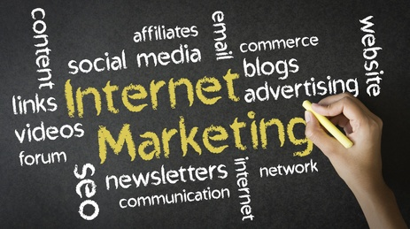 what is internet affiliate marketing