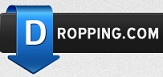 Dropping.com logo