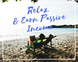 How to Earn a Passive Income Online