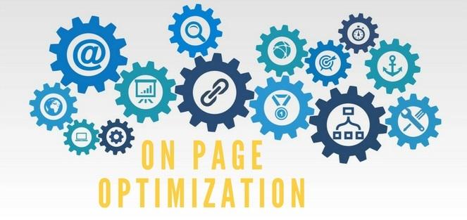 On Page Optimization Checklist