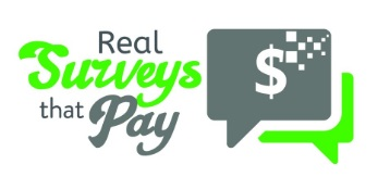 Real Surveys That pay logo
